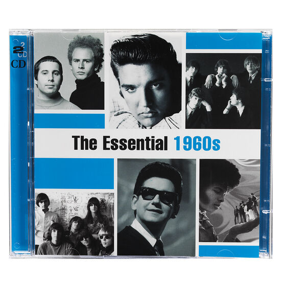 Various Artists - The Essential 1960s - CD