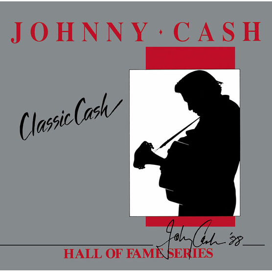 Johnny Cash - Classic Cash - CD