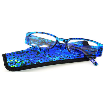 Foster Grant Brynna Reading Glasses with Case - 3.25