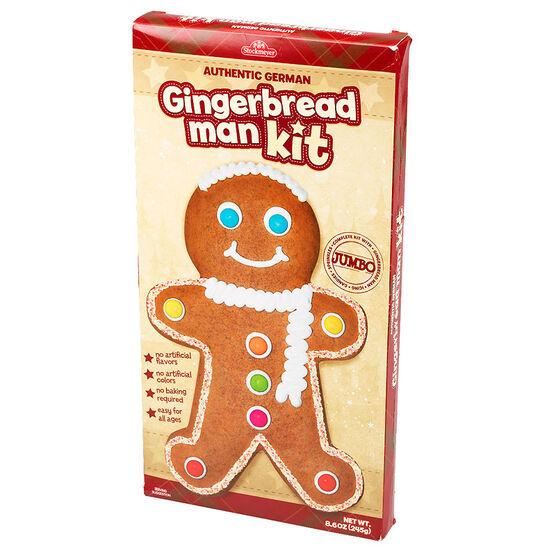 Gingerbread Man kit - 245g