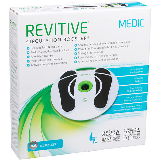 revitive circulation booster medic 2297 rmv ca london drugs. Black Bedroom Furniture Sets. Home Design Ideas