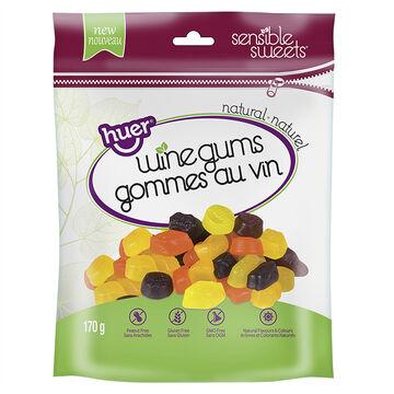Huer Sensible Sweets Wine Gums - 170g