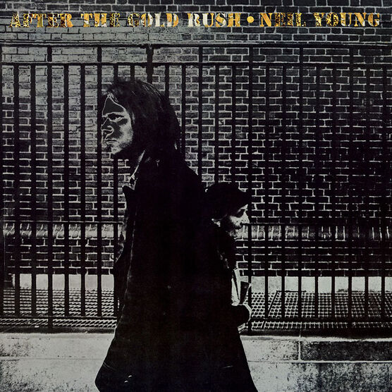 Neil Young - After the Gold Rush - CD
