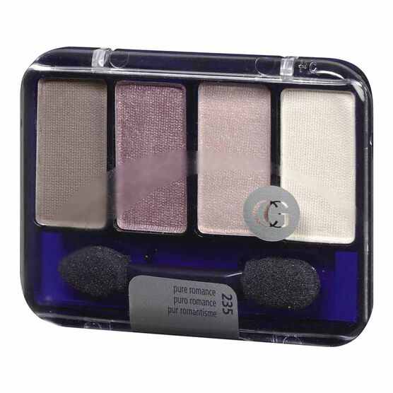 CoverGirl Eye Enhancers 4-Kit Shadows - Pure Romance