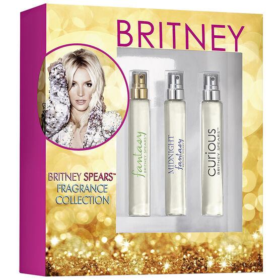 Britney Spears Spray Pen Coffret - 3 piece