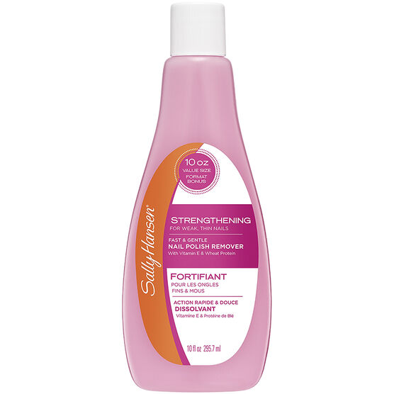 Sally Hansen Strengthening Nail Polish Remover - 295.7ml