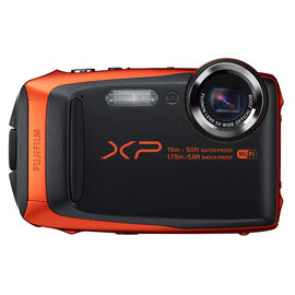 Fuji FinePix XP90 - Orange - 600016041