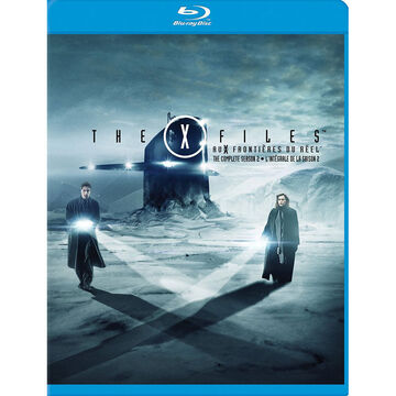 The X-Files: The Complete Season 2 - Blu-ray
