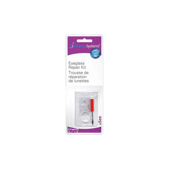PharmaSystems uSee Eyeglass Repair Kit - PS905