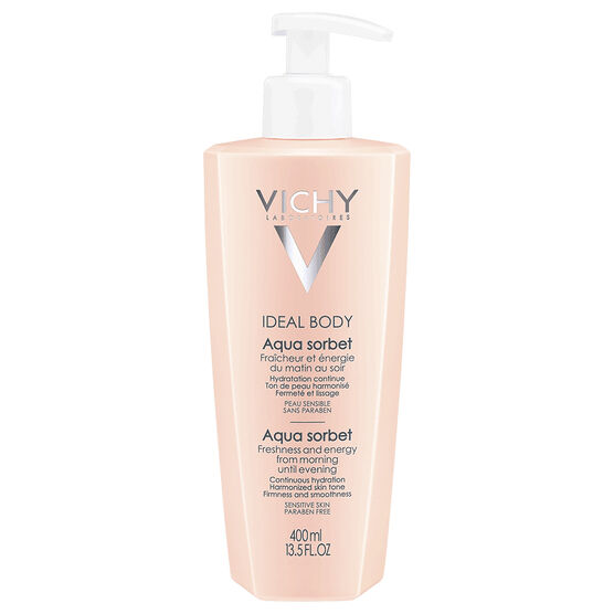 Vichy Ideal Body Aqua Hydrating and Firming Body Sorbet - 400ml