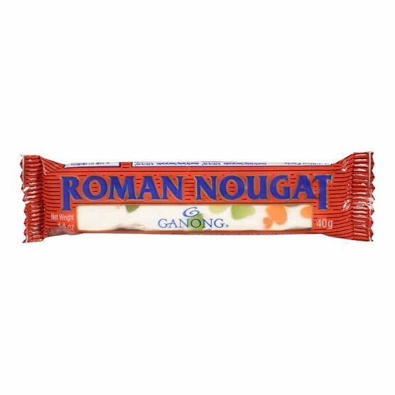 Ganong Roman Nougat - 40g