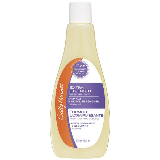 Sally Hansen Extra Strength Nail Polish Remover - 295.7ml