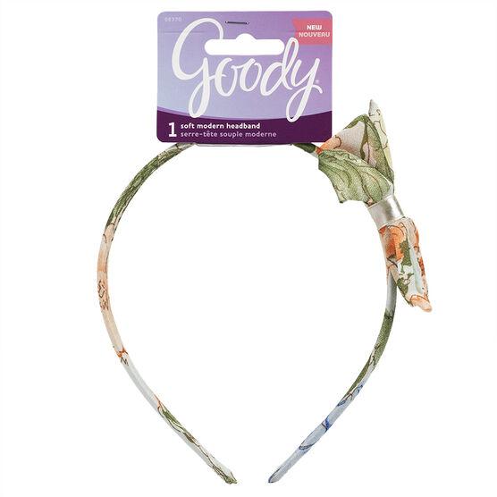 Goody FashioNow Soft Modern Headband Floral - 8370