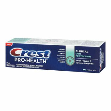 Crest Pro-Health Clinical Gum Protection Toothpaste - Clean Mint - 115ml