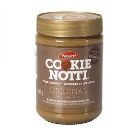 Penotti Cookie Notti Cookie Butter - Original - 400g