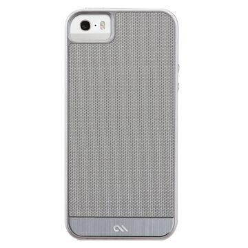 Casemate Carbon Fiber iPhone SE Case - Silver - CM026460