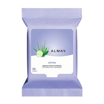Almay Makeup Remover Towelettes - Oil Free