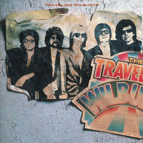 The Traveling Wilburys - Vol. 1 - Vinyl