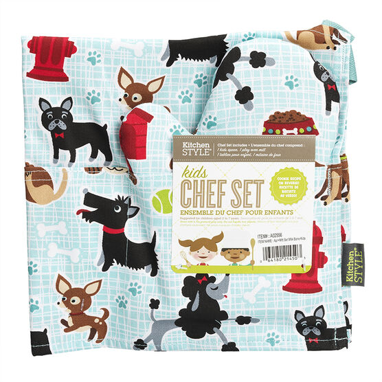 Kitchen Style Kids Set - Milk Bone
