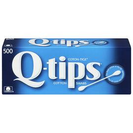 Q-Tips Cotton Swabs - 500 Count
