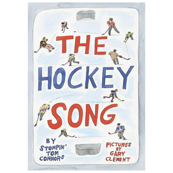 The Hockey Song by Tom Connors