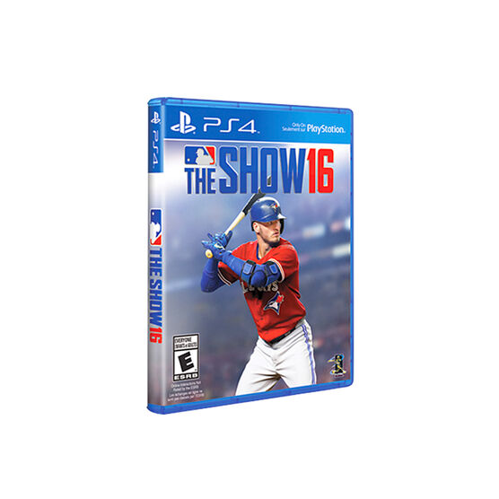 PS4 MLB 16: The Show