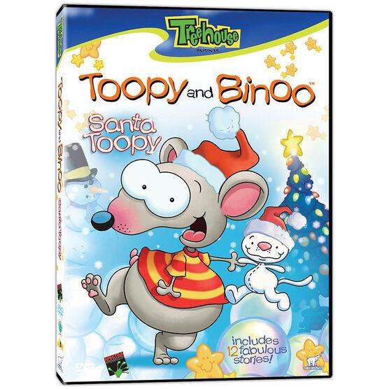Toopy and Binoo: Santa Toopy - DVD