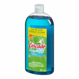 Cascade Rinse Aid - 300 uses - 901ml