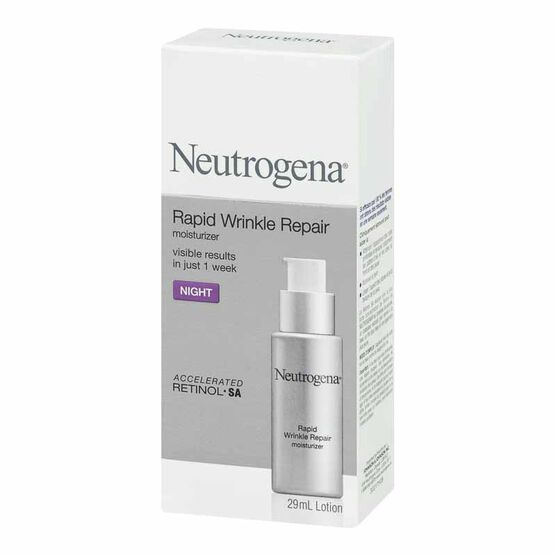 Neutrogena Rapid Wrinkle Repair Moisturizer - Night - 29ml
