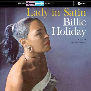 Holiday, Billie - Lady in Satin - Vinyl