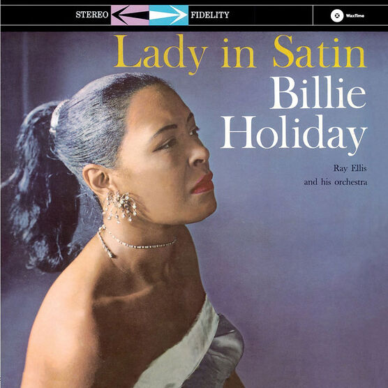 Holiday, Billie - Lady in Satin - Vinyl