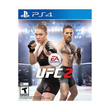 PS4 EA Sports UFC 2