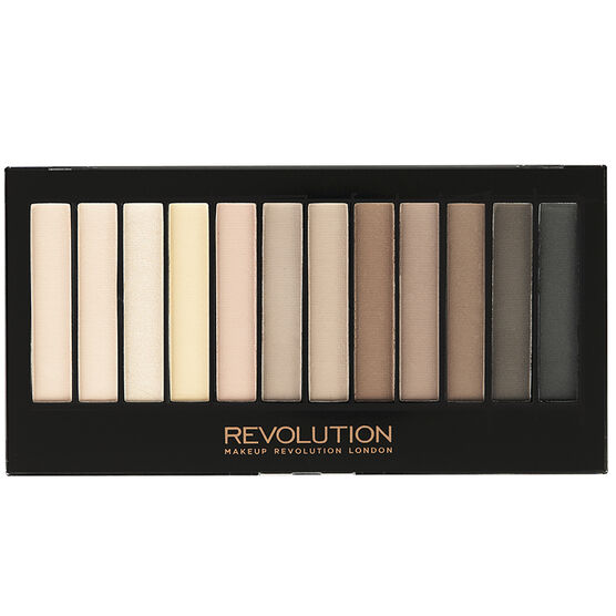 Makeup Revolution Redemption Eyeshadow Palette - Iconic 1