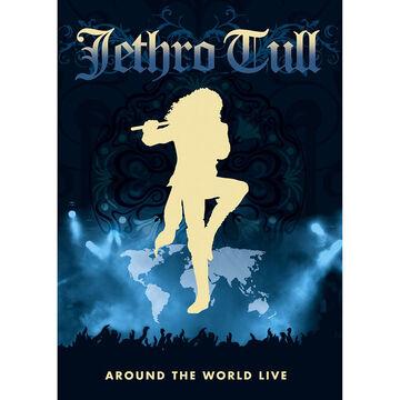 Jethro Tull - Around the World Live - DVD