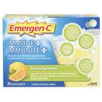 Emergen-C Immune Plus Citrus - 24's
