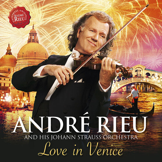 Andre Rieu - Love In Venice - CD