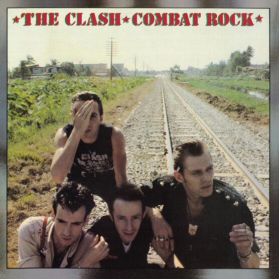 Clash, The - Combat Rock -Vinyl