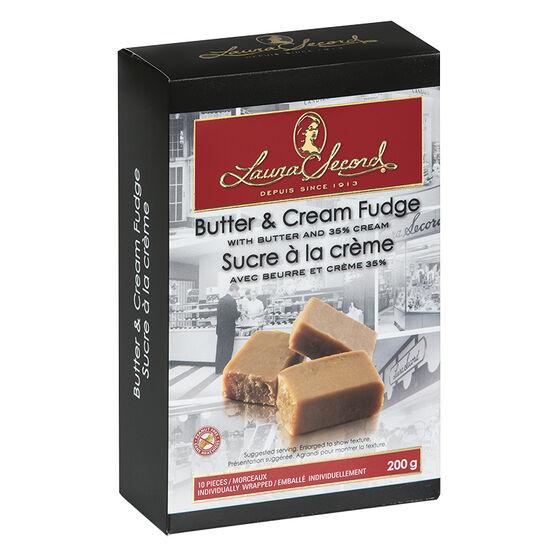 Laura Secord Butter & Cream Fudge - 200g