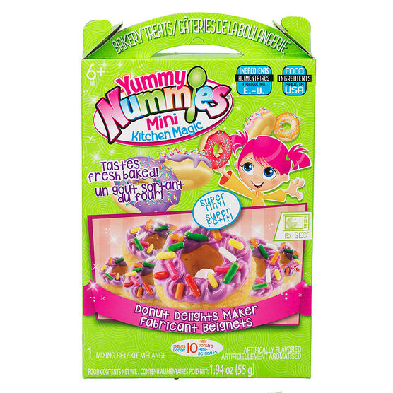 Tummy Nummies Mini Kitchen Magic - Donut Delights Maker