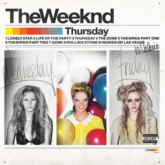 The Weeknd - Thursday - Vinyl