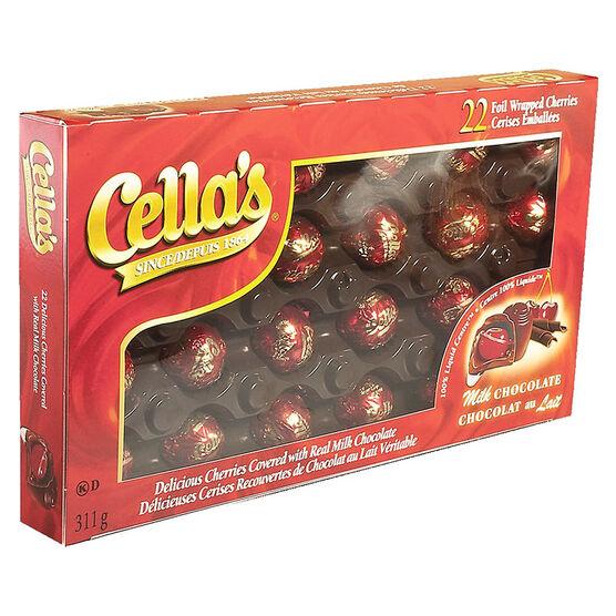Cella's Milk Chocolate Cherries - 311g