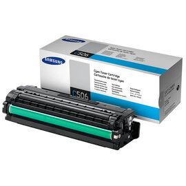 Samsung Cyan - 1,500 Page Yield - CLT-C506S/XAA