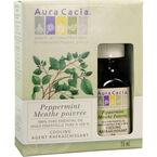 Aura Cacia Peppermint Oil - 15ml