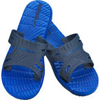 Speedo Men's Exsqueeze Me Yagi Sandals - Navy - Sizes 9-11