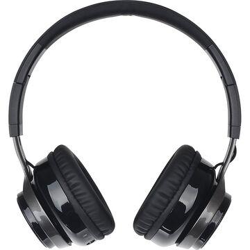 LUXA2 Lavi S On-Ear Wireless Headphones - Black - AD-HDP-PCLSBK-00