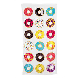 Donut Printed Towel