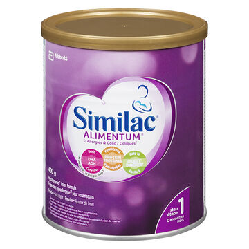 Similac Alimentum Omega 3 & 6 Powder - Step 1 - 400g