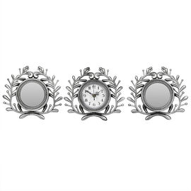 London Drugs Wall Mirror Clock - Vines - Set of 3