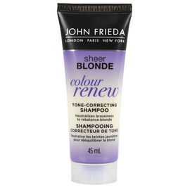 John Frieda Sheer Blonde Colour Renew Shampoo - 45ml
