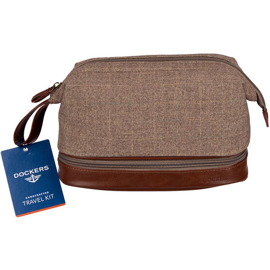 Dockers Travel Kit